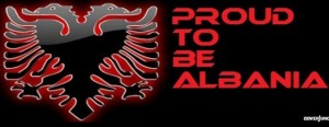 proud to be albanian